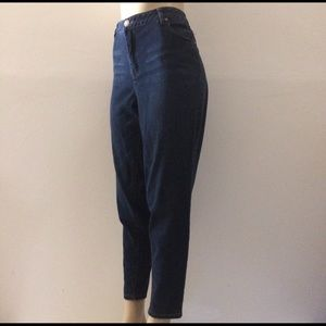 Lane Bryant Jeans 20 Super Stretch Skinny Mid Rise